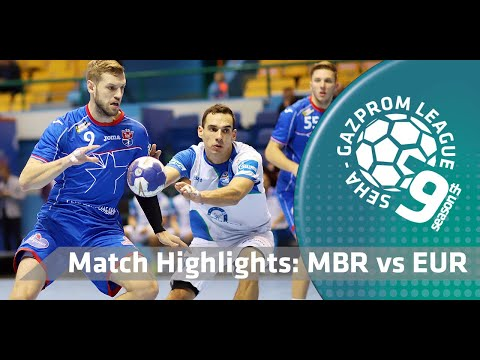 Match highlights: Meshkov Brest vs Eurofarm Rabotnik