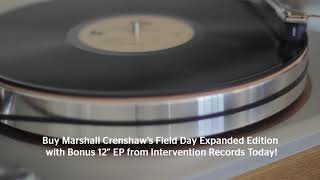 "Marshall Crenshaw - ""Whenever You're On My Mind"" Field Day Expanded Edition"