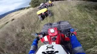 preview picture of video 'team quad fegatello raduno piancastagnaio'