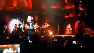 Lady Gaga - Poker Face - 11/11/12 The Born This Way Ball - São Paulo BR