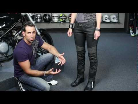 Dainese Women's D25 Jeans Review at RevZilla.com
