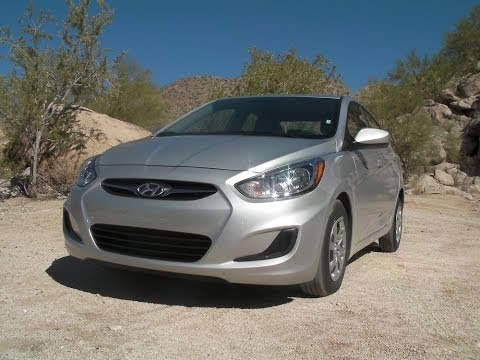 First Drive Review 2014 Hyundai Accent Quick Take