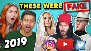 Adults React To Viral Posts From 2019 You Didn't Know Were Fake