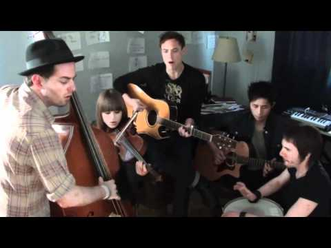 The Airborne Toxic Event - I'm on Fire (Bruce Springsteen Cover)