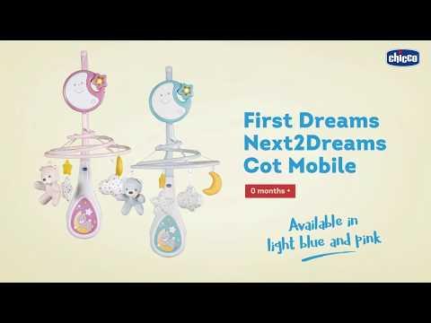 מובייל החלומות הראשון שלי - Toy FD Next 2 Dreams