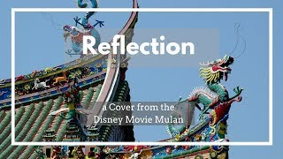 Disney Mulan Reflection Cover