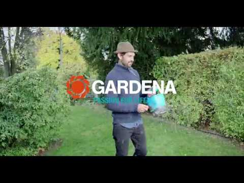 GARDENA Handstreuer M - How to