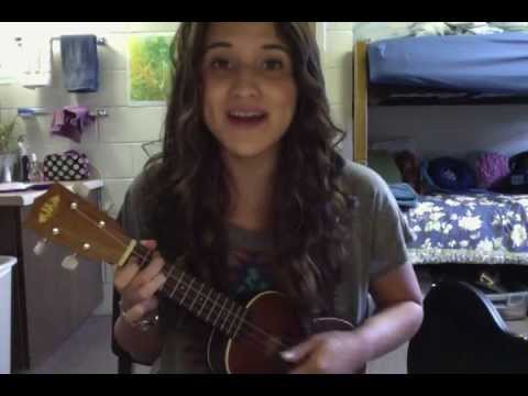 You and I by Ingrid Michaelson (Cover by Kaitlyn Anderson)
