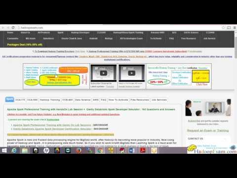 Problem 1 : CCA175 Cloudera Hadoop and Spark Developer ...