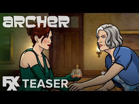 Archer Season 9 (Promo 'Questions')