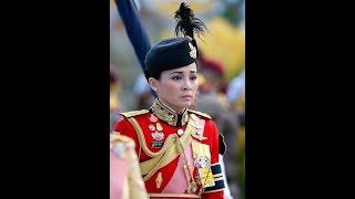 """""""สุทิดา""""สมเด็จพระราชินีพระองค์แรกของไทย ที่ถวายอารักขา""""พระมหากษัตริย์"""""""