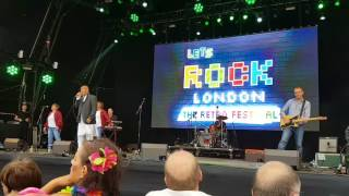 Roland Gift Let's Rock London 2017