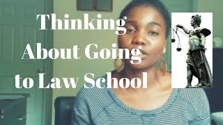 Thinking About Going to Law School | Should You Go to Law| LSAT & Application