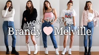 c70045bc5e9 WHAT S NEW AT BRANDY MELVILLE  (try-on haul!!)