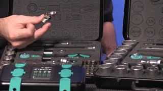 Wera Tools: Wera Zyklop Ratchet Sets and Socket Sets