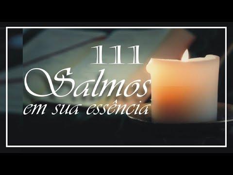 """Salmo 111 Cid Moreira. """"psalm 111 Cid Moreira"""""""