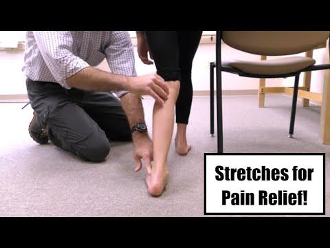 Amikor a lábízület fáj