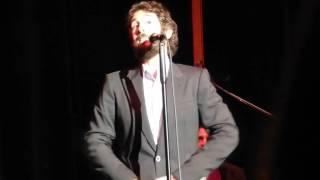 Josh Groban - Talking About Dancing Lessons - 11.05.2016 Alte Oper Frankfurt