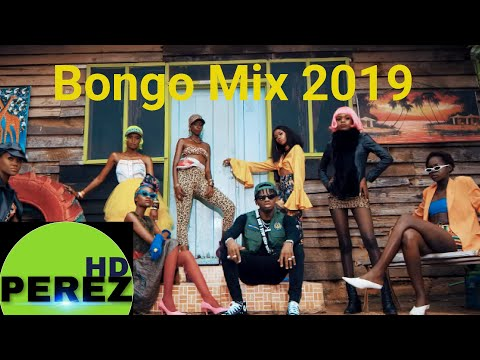 NEW BONGO VIDEO MIX 2019 | DJ PEREZ FT DIAMOND PLATINUM | HARMONIZE | ALIKIBA | ASLAY | VOL 8