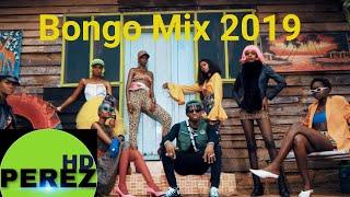 NEW BONGO VIDEO MIX 2019 | DJ PEREZ FT DIAMOND PLATINUM | HARMONIZE | ALIKIBA | ASLAY | VOL 8