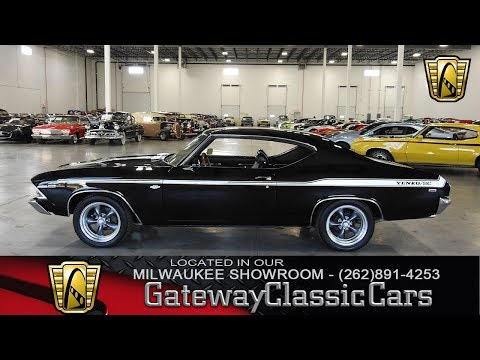 Video of 1969 Chevrolet Chevelle located in Kenosha Wisconsin - $38,595.00 - ME4T