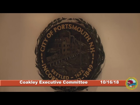 Coakley Executive Committee 10.16.2018