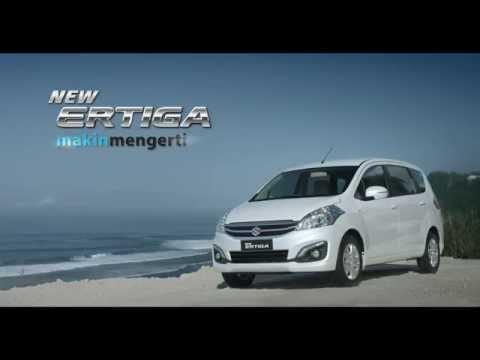 TVC Suzuki New Ertiga Makin Mengerti