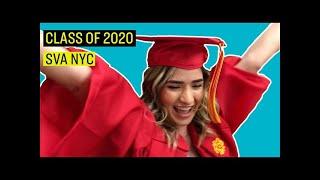 SVA's Class of 2020