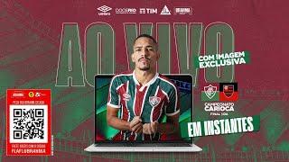 Assista ao primeiro jogo da final do Campeonato Carioca 2020 só aqui na FluTV.