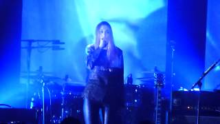 Nothing Else - Archive live @ Alcatraz in Milano 12-03-2015 (Holly Martin on vocals)