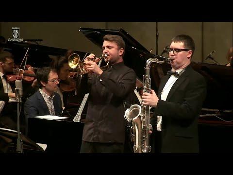 Дмитрий Мосьпан - Джаз для любимых женщин - Московская государственная академическая филармония