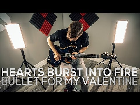 Bullet For My Valentine - Hearts Burst Into Fire - Cole Rolland (Guitar Cover)