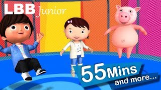 Trampoline Song   And Lots More Original Songs For Kids   From LBB Junior!