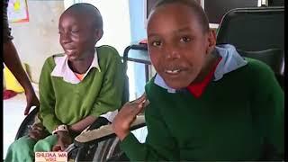 Binti Ann Njeri ambaye anaendesha kituo ya watu wasiojiweza | SHUJA WA WIKI 16th August 2019