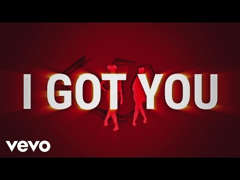I Got You Lyric Video [Feat. Jovi Rockwell]