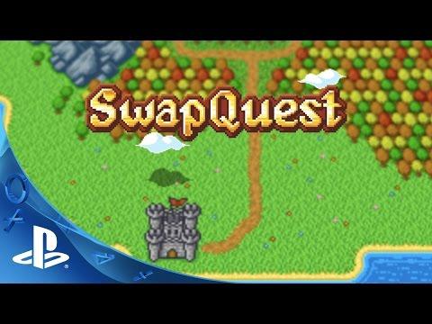 SwapQuest – Announcement Trailer | PS Vita thumbnail