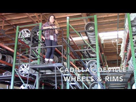 Factory Original Cadillac Deville Wheels & Cadillac Deville Rims – OriginalWheels.com