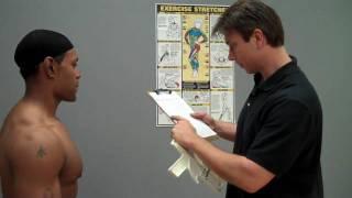 Nine Point Body Fat Testing