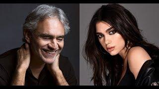 Andrea Bocelli Feat Dua Lipa If Only Lyrics  Bárcsak (magyar Felirat)