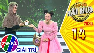 Cặp đôi hài hước Mùa 3 - Tập 14: Xứng Danh Tài Nữ - Việt Trang, Đông Hải
