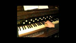 How to play the Organ. Lesson 1 of 5.