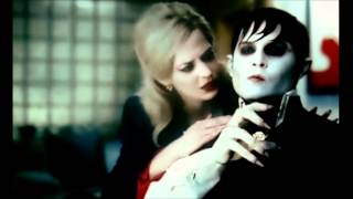Dark Shadows Angelique & Barnabas - To Love You More (Eva Green & Johnny Depp)