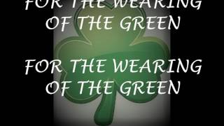 The Wolfe Tones   The Wearing Of The Green