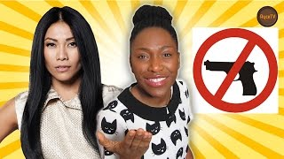 Anggun - My Man Feat.  Pras Of The Fugees (Official Video) Reaction