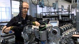 Mercedes-Benz AMG│Hinter den Kulissen