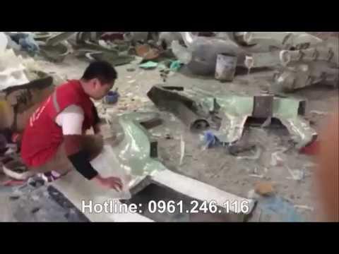 Video giới thiệu sản xuất sản phẩm vườn cổ tích cho bé
