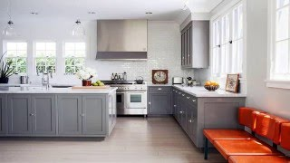 Gorgeous Gray Kitchens That Usher In Trendy Refinement