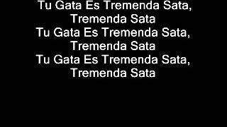 Tremenda Sata - Arcangel Con Letra/Lyrics