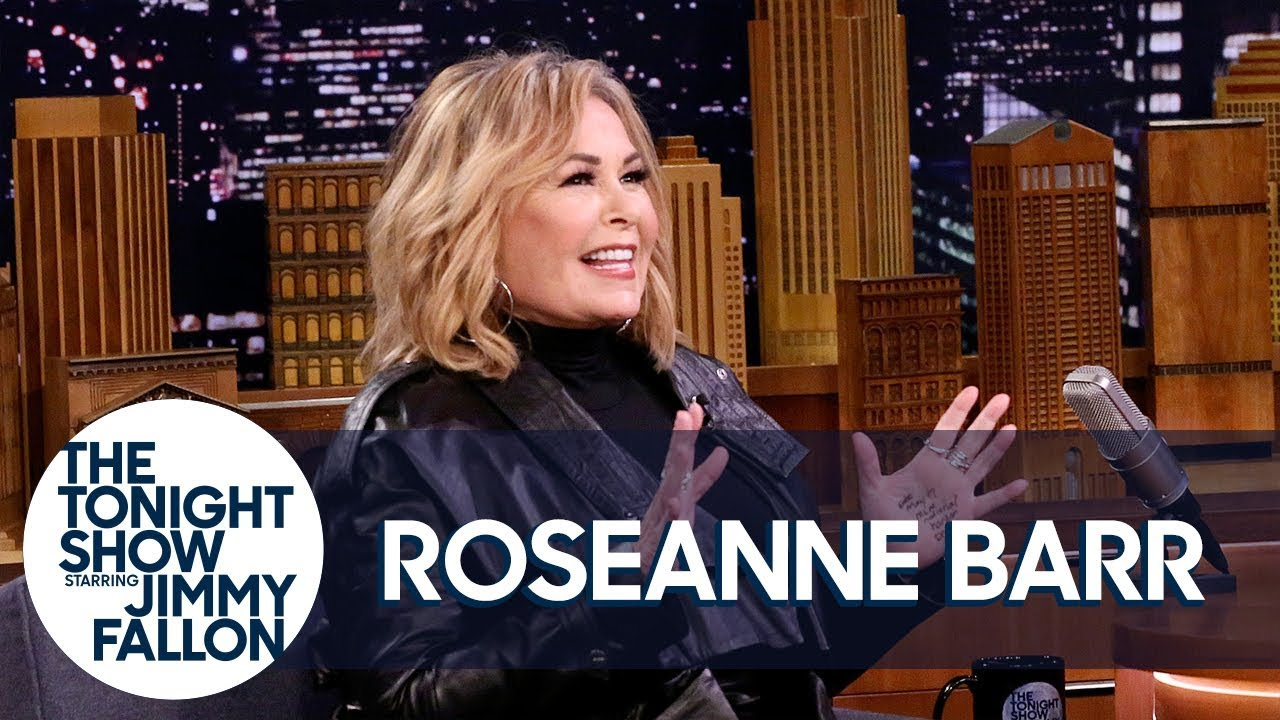 Roseanne Barr Remembers the Tonight Show Appearance That Launched Her Career thumbnail