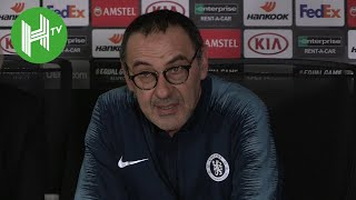 Chelsea 3-0 Malmo | Sarri: If We Play Like That Against City - It Will Be A Disaster!